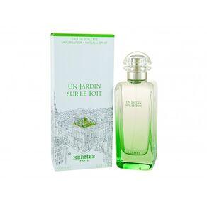 Hermes Un Jardin Sur Le Toit Apă De Toaletă Mini Parfum