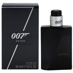 James Bond 007 Seven Men After Shave Lotion