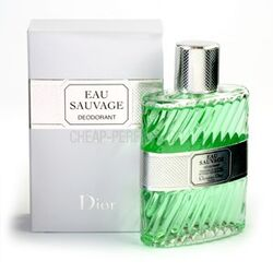 Christian Dior Eau Sauvage Deodorant Spray