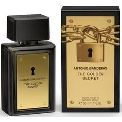 Antonio Banderas Golden Secret Men Apă De Toaletă