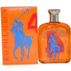 Ralph Lauren Big Ponny 4 Men Apă De Toaletă Mini Parfum