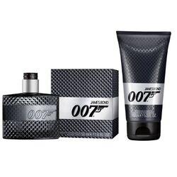 James Bond 007 50ml Apă De Toaletă + 150ml Gel de duș