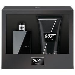 James Bond 007 Intense 50ml Apă De Parfum + 150ml Gel de duș