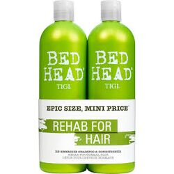 Tigi Bed Head Urban Antidotes Re-Energize 750Ml Shampoo + 750Ml Conditioner