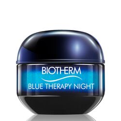 Biotherm Blue Therapy Night Cream (normal To Combination Skin) - Rejuvenating Night Cream 50 Ml