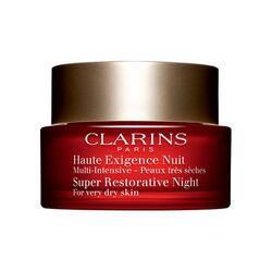 Clarins Super Restorative Night For Very Dry Skin 50 Ml