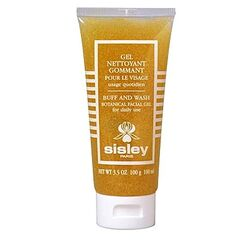 Sisley Buff And Wash Facial Gel With Botanical Extracts For Daily Use 100 Ml