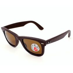 Ray-Ban Wayfarer Leather RB2140QM 1153N6 50-22