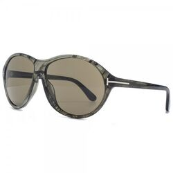 Tom Ford Tyler Grey Marble Ft0398 20b (20b)