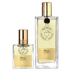 Nicolai Parfumeur Createur Musc Intense 250ml Apă De Parfum + 15ml Apă De Parfum