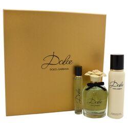 Dolce & Gabbana Dolce 75ml Apă De Parfum +100ml Loțiune de corp + 7.4ml Apă De Parfum