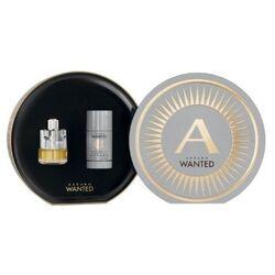 Azzaro Wanted 50ml Apă De Toaletă + 75ml Deodorant Stick
