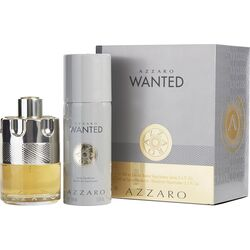 Azzaro Wanted 100ml Apă De Toaletă + 150ml Deodorant Spray