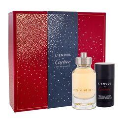 Cartier L'envol 80ml Apă De Toaletă + 75 Gr Deodorant Stick Ii