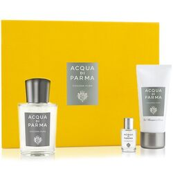 Acqua Di Parma Colonia Pura 100ml Apă De Colonie + 5ml Apă De Colonie + 50ml Gel de duș