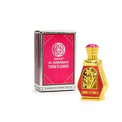 Al Haramain Twin Flower Perfumed Oil