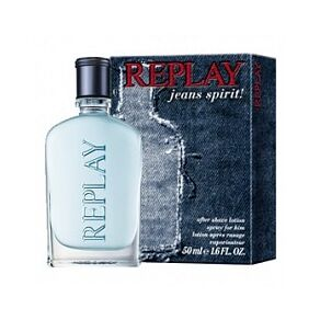 Replay Jeans Spirit Men After Shave Lotion