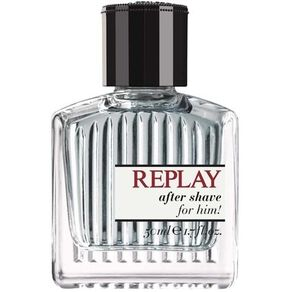 Replay For Him After Shave Lotion