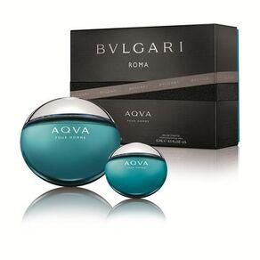 Bvlgari Aqua 100ml Apă De Toaletă + 15ml Apă De Toaletă