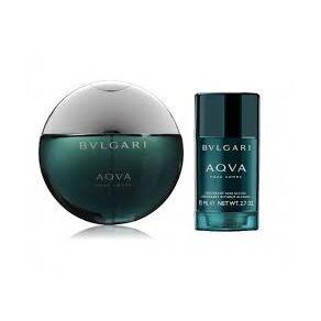 Bvlgari Aqua 100ml Apă De Toaletă + 75gr Deodorant Stick