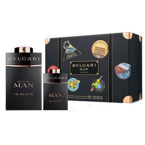 Bvlgari Man In Black 100ml Apă De Parfum +15ml Apă De Parfum